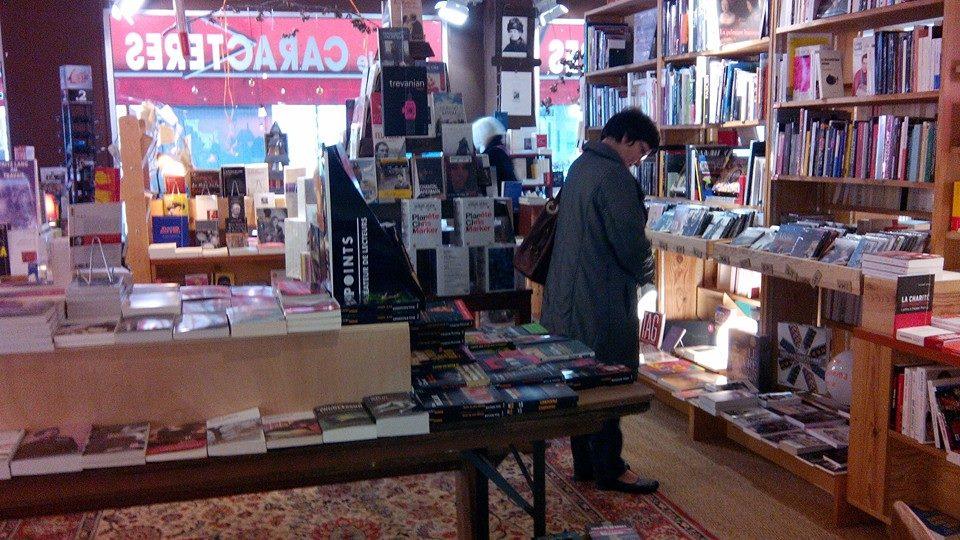 Librairie Caractères à Mont-de-Marsan