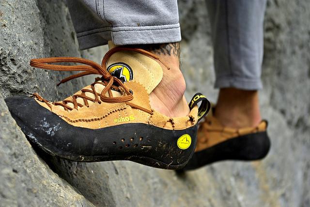 Être dans ses petits souliers