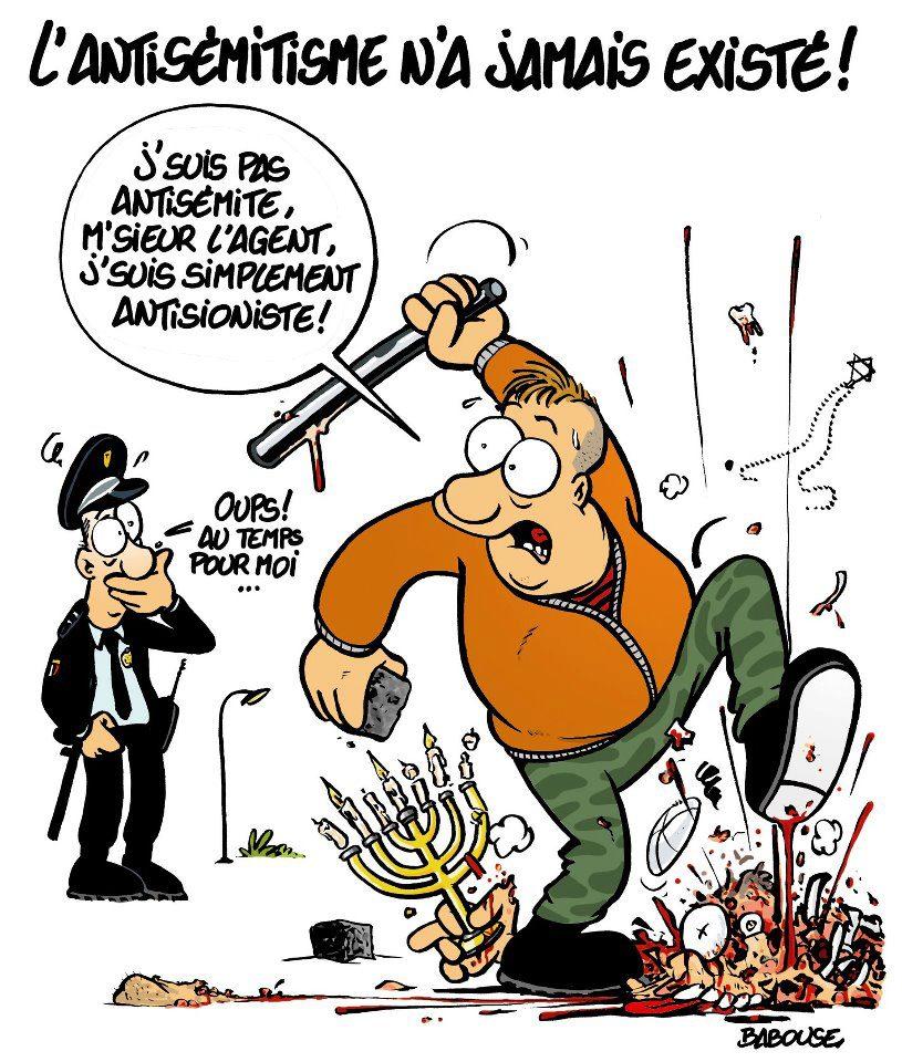 L'islamophobie, l'antisionisme et les nouveaux visages de l'antisémitisme 3