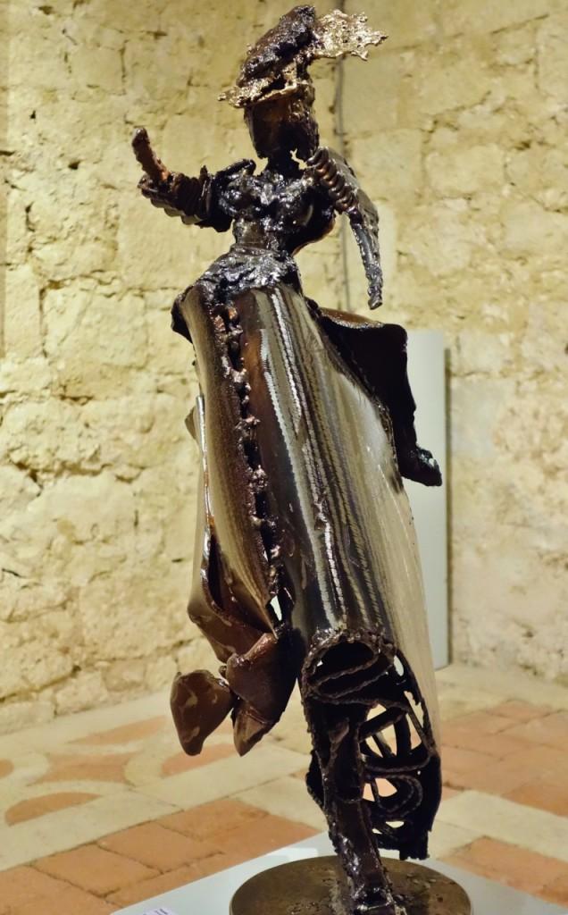 Le femme qui marche (du moins, c'est comme cela que je l'ai nommée) de Casimir Ferrer