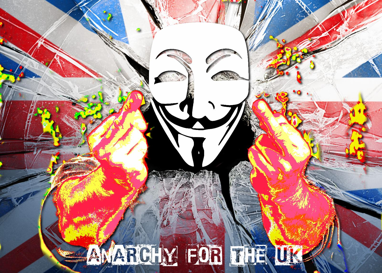 Anarchy for the UK