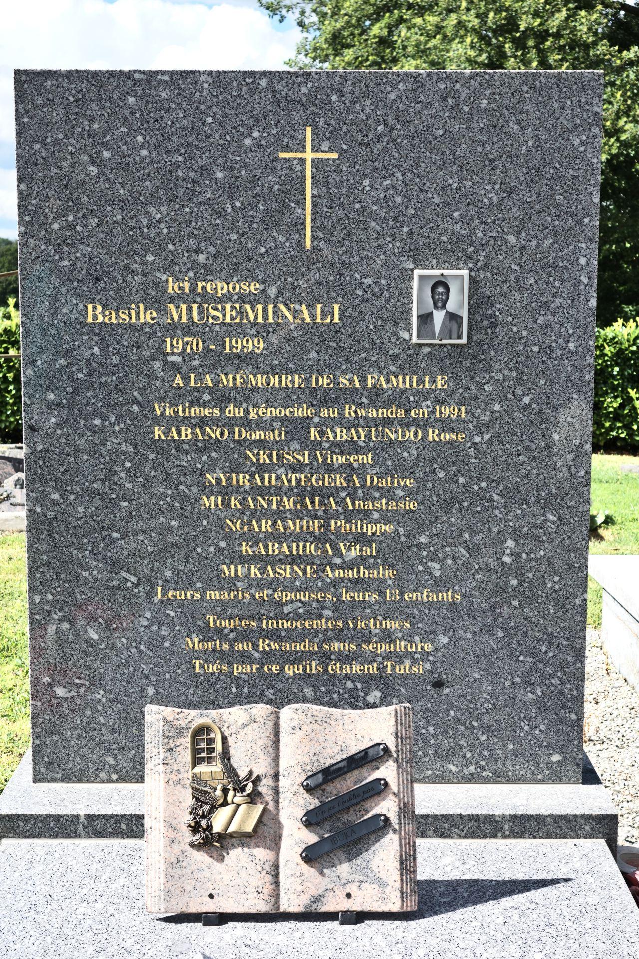 Mémoire du Rwanda