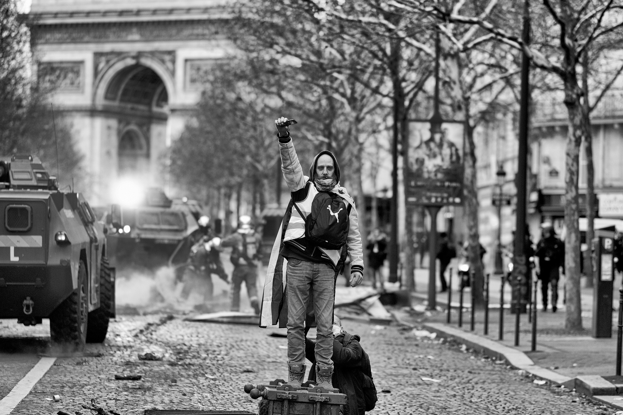 Convergence des luttes. Appel au 5 mai. La Fête à Macron !  - Page 3 45326379135_5a079a8d68_k